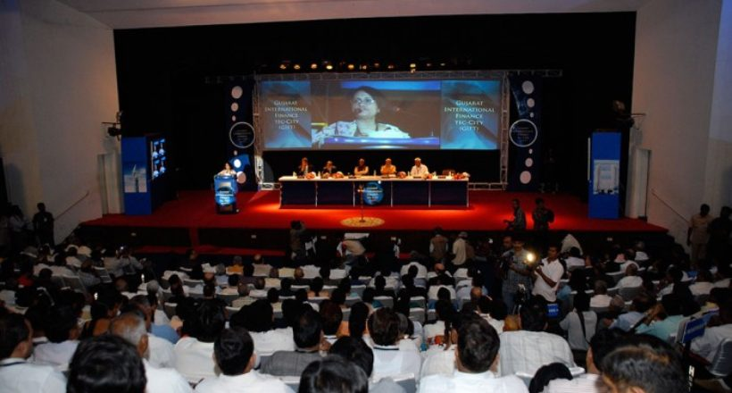 launch of the state wide run campaign 'GIFT' Gujarat International Finance Tech City in Ahmedabad