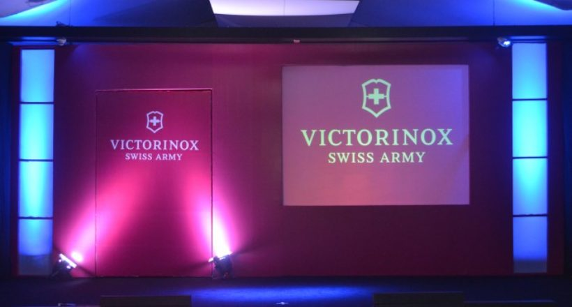 Victorinox product launching