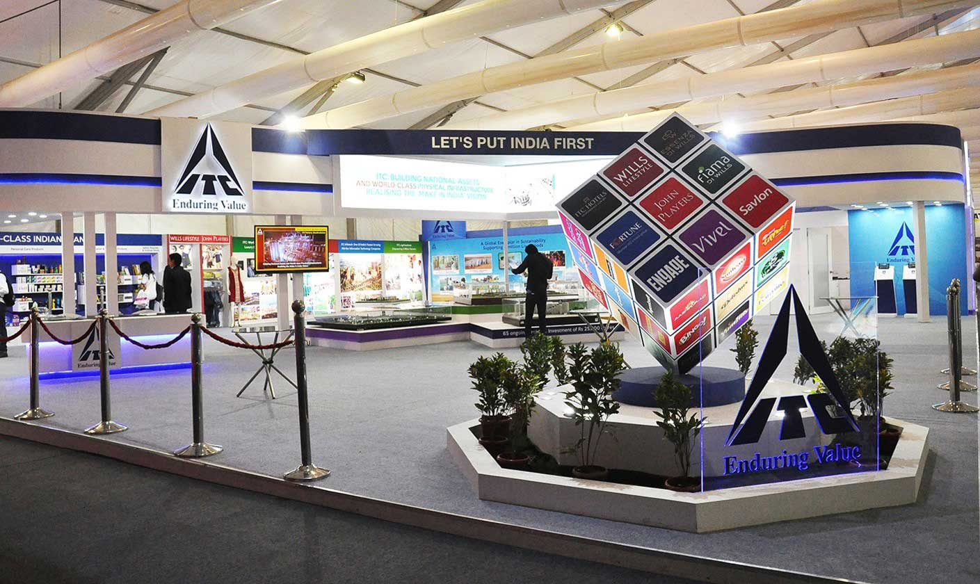 Exhibition Stall Styles : Exhibition stall designer and fabricator in mumbai
