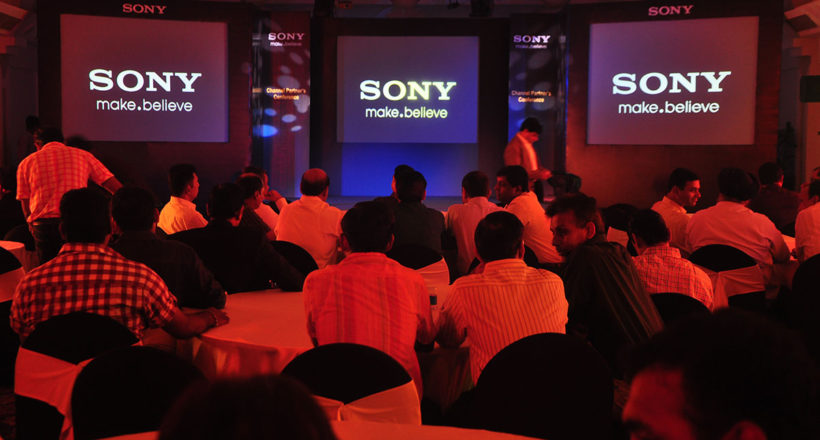 Sony Dealer Meet