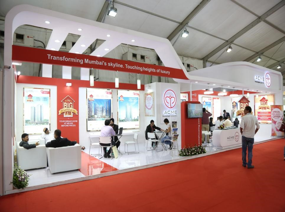 Exhibition Stall Layout : Exhibition stall designer and fabricator in mumbai