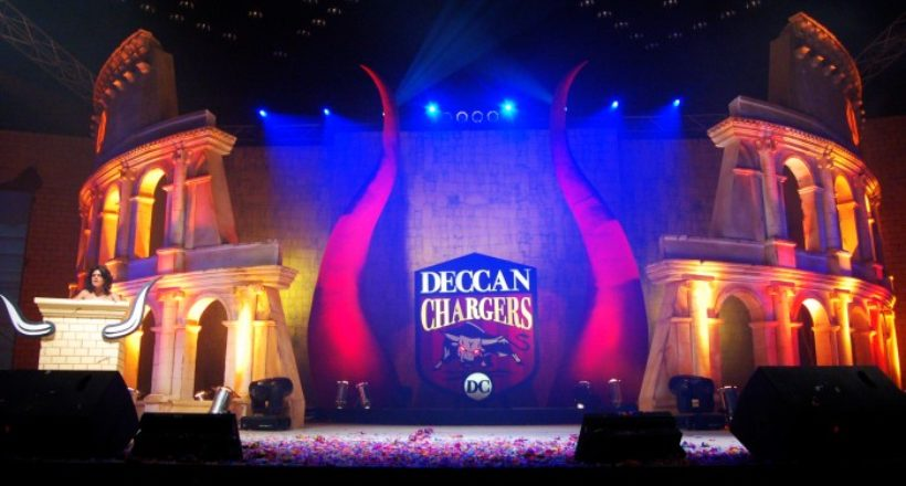 Deccan Chargers Launch