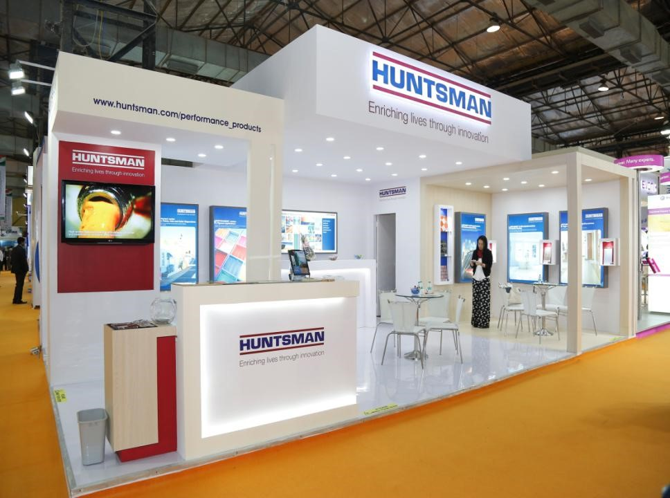 D Exhibition Stall Design : Exhibition stall designer and fabricator in mumbai