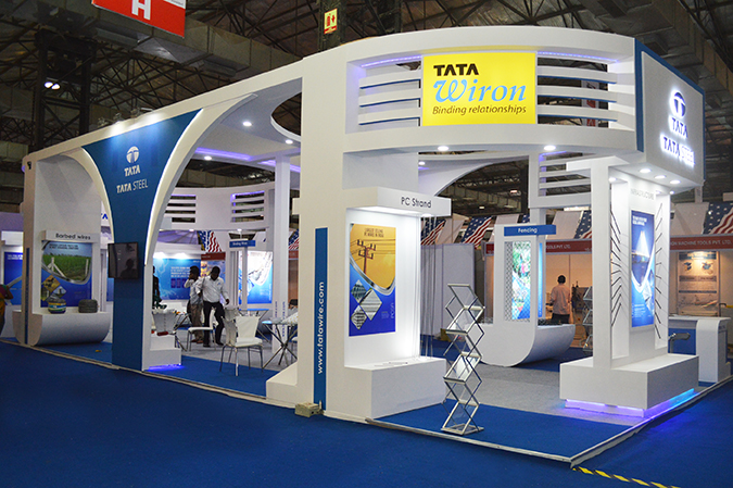 Exhibition Stall Set Up : Craftworld events exhibition stall design fabrication