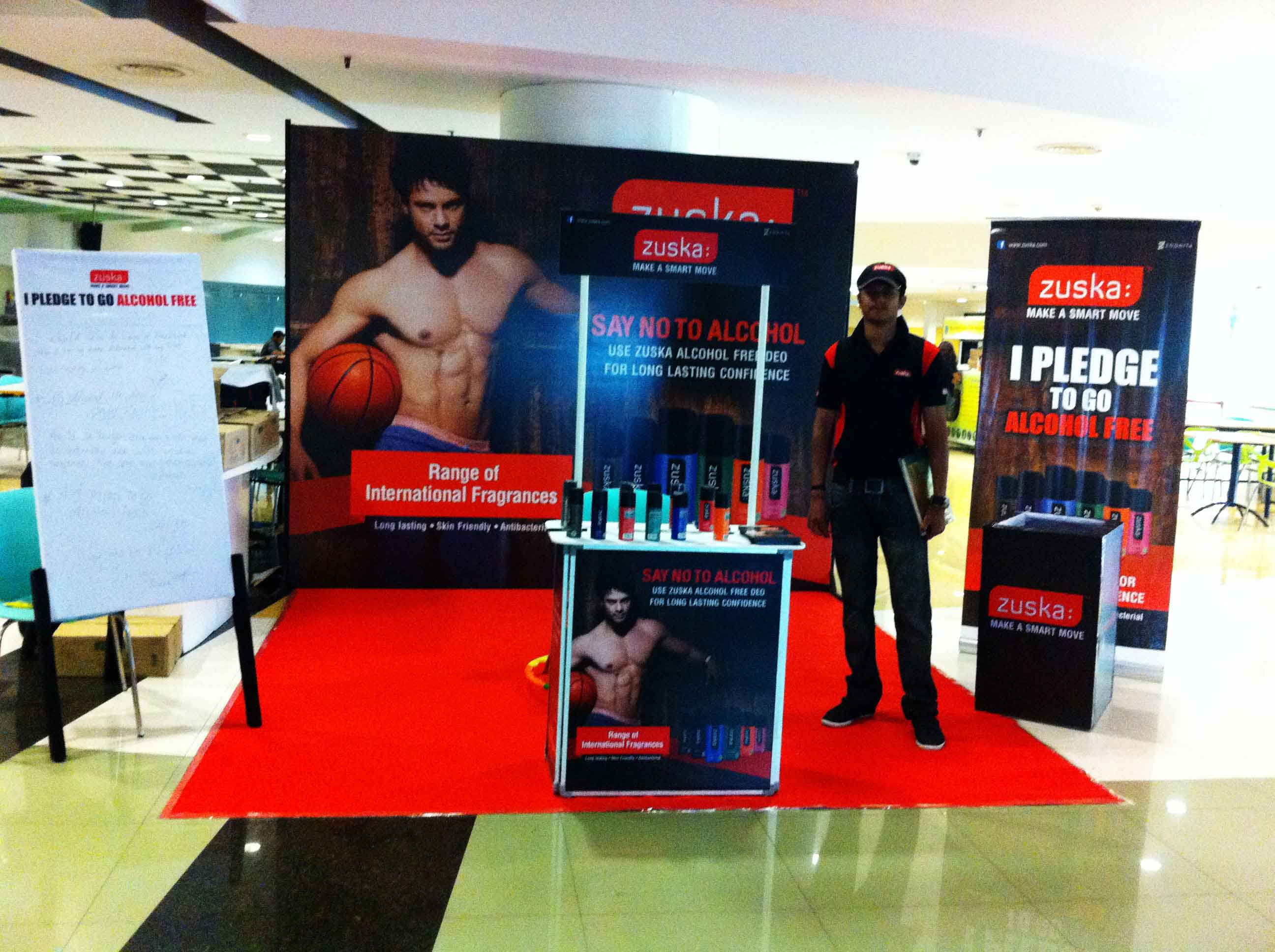 Corporate Promotions & btl activation by craftworlf events